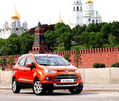 Autoperiskop.cz  – Výjimečný pohled na auta - Ford v Rusku rozšiřuje výrobu
