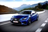 Autoperiskop.cz  – Výjimečný pohled na auta - Zcela nové sportovní kupé Lexus RC F Lexus v prodeji na našem trhu již od 2.ledna 2015 (cena od 2 145 000 Kč včetně DPH)