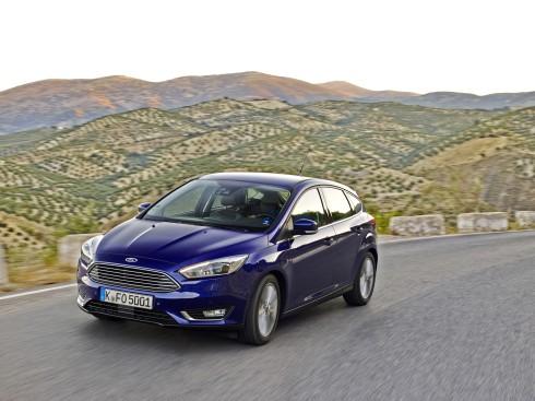 Nový Ford Focus