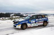 Autoperiskop.cz  – Výjimečný pohled na auta - Štajf na Subaru vítězem hodnocení ERC2 na Jänner Rallye