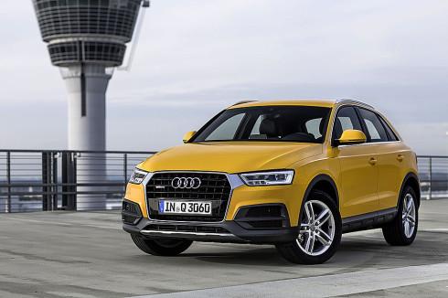 Autoperiskop.cz  – Výjimečný pohled na auta - Úspěšný vůz je nyní ještě lepší – nové Audi Q3 a RS Q3 na našem trhu s bohatou výbavou za cenu od 746 900 Kč (s DPH)