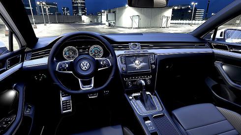 Volkswagen Passat R-Line  Volkswagen Passat Variant R-Line