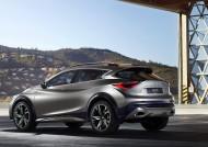 Autoperiskop.cz  – Výjimečný pohled na auta - Automobilka Infiniti představí studii QX30 Concept 3. března ve světové premiéře na letošním mezinárodním autosalonu v Ženevě