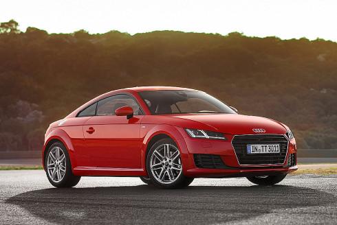 Autoperiskop.cz  – Výjimečný pohled na auta - Audi rozšiřuje od července nabídku motorů pro novou generaci modelové řady TT