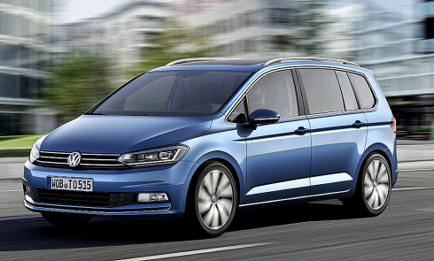 Der neue Volkswagen Touran