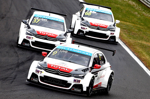AUTOMOBILE: HUNGARY - HUNGARORING  - WTCC-01/05/2015 TO 03/05/2015
