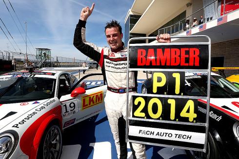 Porsche Mobil 1 Supercup 2014