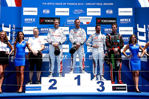 AUTOMOBILE: CIRCUIT PAUL RICARD - RACE OF FRANCE - WTCC-26/06/2015 A 28/06/2015