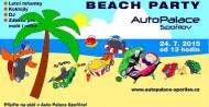 Autoperiskop.cz  – Výjimečný pohled na auta - Beach Party pro dospělé i jejich děti propukne již dnes – tento pátek v Auto Palace Spořilov