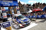 Autoperiskop.cz  – Výjimečný pohled na auta - Po polovině letošního Mistrovství Evropy v rally má Subaru Duck Czech National Team samé dobré zprávy