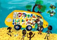Autoperiskop.cz  – Výjimečný pohled na auta - Dívka z České republiky ve světovém finále soutěže Toyota Dream Car Art Contest – Anisa Delgerová (7 let) pojede na světové finále výtvarné soutěže do Japonska