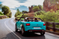 Autoperiskop.cz  – Výjimečný pohled na auta - Citroën představuje 15.září na frankfurtském autosalonu ve světové premiéře koncepční vůz, který se inspiroval od modelu Méhari: Citroën CACTUS M