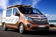 Autoperiskop.cz  – Výjimečný pohled na auta - Opel na autosalonu ve Frankfurtu 15.září: Světová premiéra studie osobního Opel Vivaro Surf Concept – Lifestylový van pro sport a volný čas