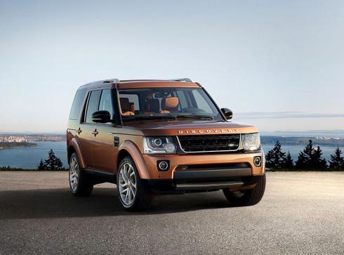 Autoperiskop.cz  – Výjimečný pohled na auta - Značka Land Rover rozšiřuje modelovou řadu Discovery a uvádí na trh dvě limitované edice Landmark a Graphite