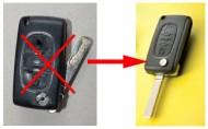 Autoperiskop.cz  – Výjimečný pohled na auta - Poškozené autoklíče nepoužívejte! Jen tak vás oprava bude stát minimální náklady