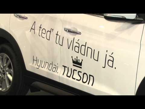 Autoperiskop.cz  – Výjimečný pohled na auta - Video – Novinka od Hyundai na Autoshow 2015 nabídla nové technologie
