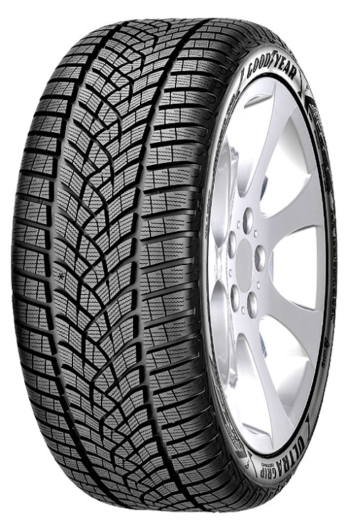 UltraGrip Performance Gen - 1 GY on top 245/40R18