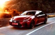 Autoperiskop.cz  – Výjimečný pohled na auta - Nový dynamický sedan Lexus GS F s motorem V8 5,0 litru o výkonu 477 k s cenou od 2 559 000 Kč je luxusní sedan s duší sportovce