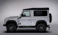 Autoperiskop.cz  – Výjimečný pohled na auta - Jedinečný Land Rover Defender byl prodán na prestižní charitativní aukci v aukční síni Bonhams za rekordních 400 000 liber, v přepočtu téměř 15 milionů korun