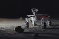 Autoperiskop.cz  – Výjimečný pohled na auta - Audi představuje na detroitském autosalonu měsíční vozidlo: Audi lunar quattro