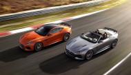 Autoperiskop.cz  – Výjimečný pohled na auta - Nový ostrý lehký hliníkový supersport Jaguar F-TYPE SVR s maximální rychlostí 322 km/h je dosud nejrychlejší verzí modelu F-TYPE a zároveň první Jaguar s označením SVR