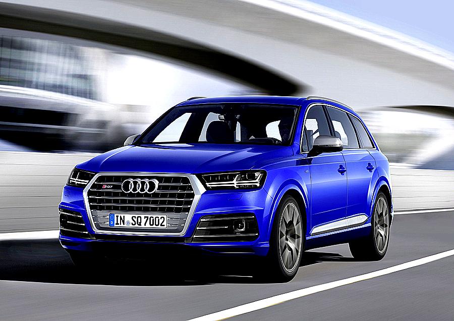 Autoperiskop.cz  – Výjimečný pohled na auta - Nové Audi SQ7 TDI je s výkonem 320 kW (435 k) a točivým momentem 900 N.m nejvýkonnějším vznětovým SUV na trhu (podrobná informace)