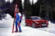 Autoperiskop.cz  – Výjimečný pohled na auta - Olympijský lyžař Graham Bell se spojil se značkou Jaguar, aby společně zrealizovali pokus o vytvoření Guinessova světového rekordu v roce 2017