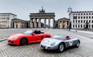 """Autoperiskop.cz  – Výjimečný pohled na auta - Společnost Dr. Ing. h.c. F. Porsche AG, Stuttgart, otevřela v Berlíně speciální výstavu """"Fascinující sportovní vozy − The Future of Performance"""""""