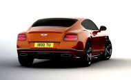 Autoperiskop.cz  – Výjimečný pohled na auta - Bentley uvádí modernizovaný model Continental GT Speed a ještě více tak zvyšuje laťku v oblasti exkluzivity a výkonnosti
