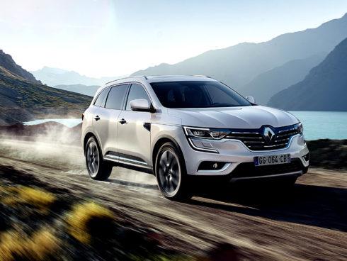 Autoperiskop.cz  – Výjimečný pohled na auta - Renault představil včera 25.dubna  své nové SUV Renault KOLEOS na mezinárodním autosalonu v Pekingu  ( podrobná informace)