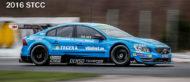 Autoperiskop.cz  – Výjimečný pohled na auta - Jezdci Dahlgren a Göransson na Volvu S60 se na začátku nové vzrušující sezóny šampionátu STCC dělí o první příčky