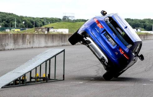 Terry Lee Hyundai >> Jaguar F-Pace předvedl další dramatickou ukázku ...