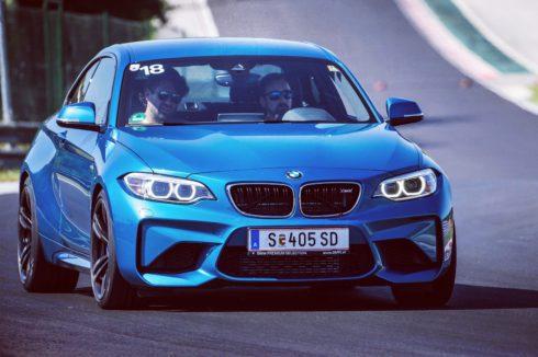 Autoperiskop.cz  – Výjimečný pohled na auta - BMW M2 – první dojmy z Hungaroringu