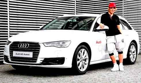 Autoperiskop.cz  – Výjimečný pohled na auta - Audi pokračuje v podpoře Svazu lyžařů České republiky i v sezoně 2016/17 a navazuje tak na předchozí spolupráci započatou na konci roku 2014