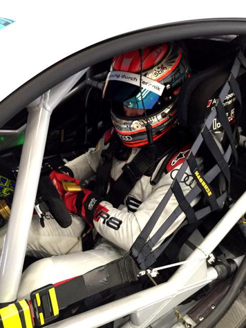 Autoperiskop.cz  – Výjimečný pohled na auta - I.S.R. Racing s potěšením oznamuje, že ve 24h ve Spa-Francorchamps jeho sestavu posílí tovární pilot Audi Edoardo Mortara.