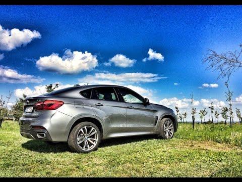 Autoperiskop.cz  – Výjimečný pohled na auta - BMW X6 – test verze 30d xDrive