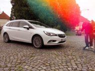 Autoperiskop.cz  – Výjimečný pohled na auta - Opel Astra SportsTourer 2016 (1.6 CDTI 100kw 6AT)