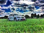 Autoperiskop.cz  – Výjimečný pohled na auta - TEST: SEAT LEON ST 1.4 TGI /CNG/