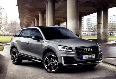 Autoperiskop.cz  – Výjimečný pohled na auta - Značka Audi připravila mimořádně sportovní verzi modelu Audi Q2 u příležitosti uvedení nového kompaktního SUV na trh