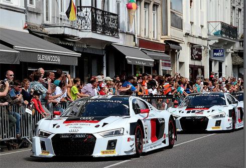 Autoperiskop.cz  – Výjimečný pohled na auta - O víkendu Audi R8 LMS českého týmu I.S.R. Racing na stupních vítězů v kategorii PRO-Am a v Top 10 v absolutním pořadí 24h ve spe-francorchamps