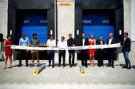 Autoperiskop.cz  – Výjimečný pohled na auta - Společnosti Sky Deutschland, DHL Supply Chain a Teleplan včera zahájily provoz nového logistického centra o velikosti 13 600 m2 v Panattoni Parku Cheb