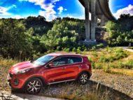 Autoperiskop.cz  – Výjimečný pohled na auta - Jak jsme testovali Kiu Sportage a VW Tiguan