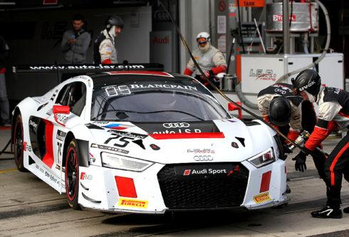 Autoperiskop.cz  – Výjimečný pohled na auta - I.S.R. Racing v událostmi nabitém závodě na Nürburgringu vybojoval s Audi R8 LMS druhé místo v PRO-Am Cupu