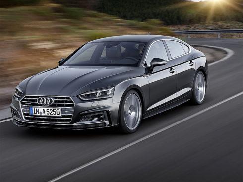 Autoperiskop.cz  – Výjimečný pohled na auta - Nové modely Audi A5 a S5 Sportback