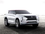 Autoperiskop.cz  – Výjimečný pohled na auta - Světová premiéra koncepčního SUV MITSUBISHI GT-PHEV Concept na pařížském autosalonu 2016 (29. září do 16.října 2016)