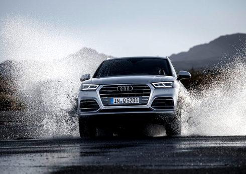 Autoperiskop.cz  – Výjimečný pohled na auta - Audi představuje druhou generaci úspěšného modelu Audi Q5*, jejíž prodej bude zahájen začátkem roku 2017