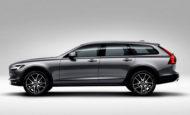 Autoperiskop.cz  – Výjimečný pohled na auta - Automobilka Volvo Cars odhaluje s novým Volvem V90 Cross Country svou dobrodružnou stránku,  jeho výroba by měla začít letos na podzim ve švédské továrně Torslanda automobilky Volvo Cars