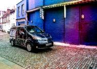Autoperiskop.cz  – Výjimečný pohled na auta - Pracoviště budoucnosti: Nissan e-NV200 WORKSPACe je světově první mobilní kanceláří na plně elektrický pohon
