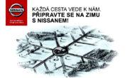 """Autoperiskop.cz  – Výjimečný pohled na auta - Společnost Nissan Sales CEE spustila speciální zimní servisní kampaň: """"Připravte se na zimu s Nissanem!"""""""