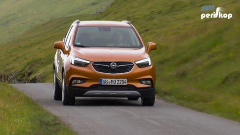 Autoperiskop.cz  – Výjimečný pohled na auta - Opel Mokka X, Zafira a OnStar 2017 – první dojmy!